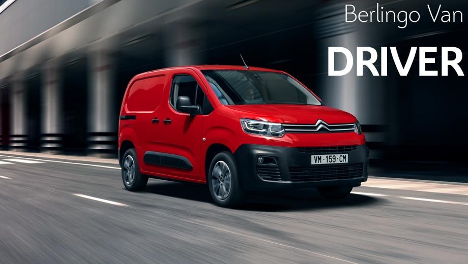 """Berlingo Van """"Driver """""""